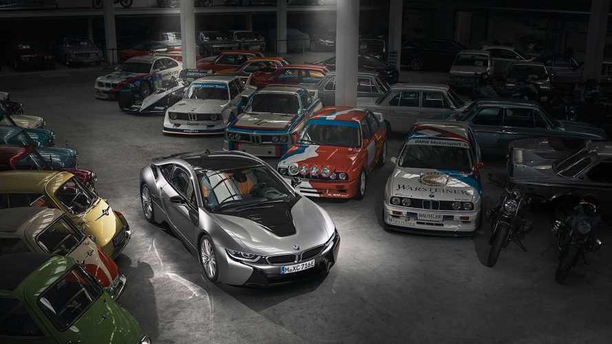 Decimos adiós al BMW i8, un icono que deja de fabricarse