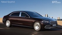 mercedes maybach s class rendering