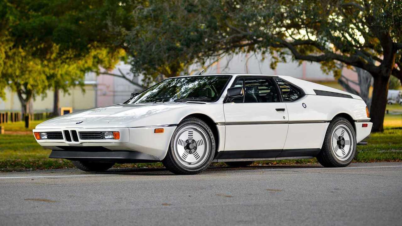BMW M1 (1981): 550.901 Euro