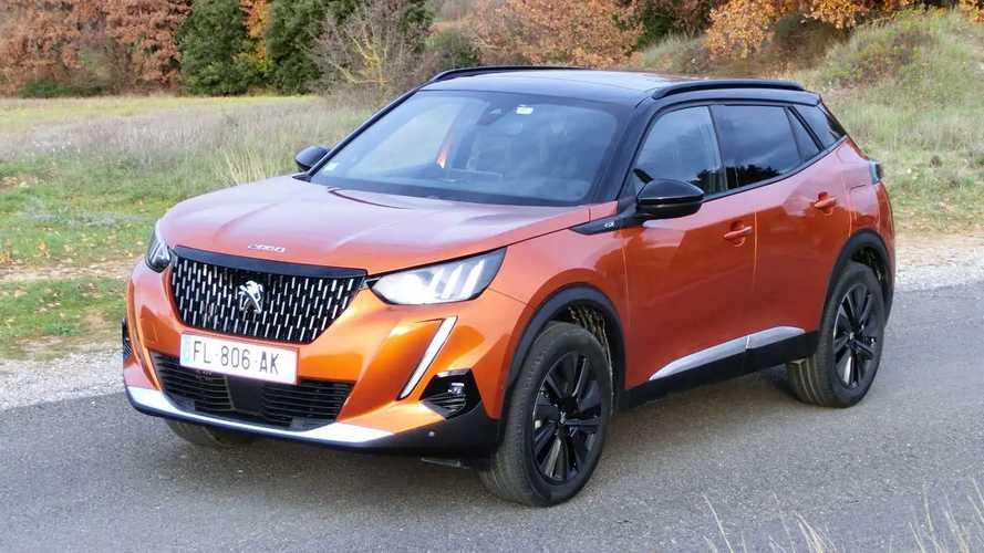 Peugeot 2008 (2020), eigene Bilder