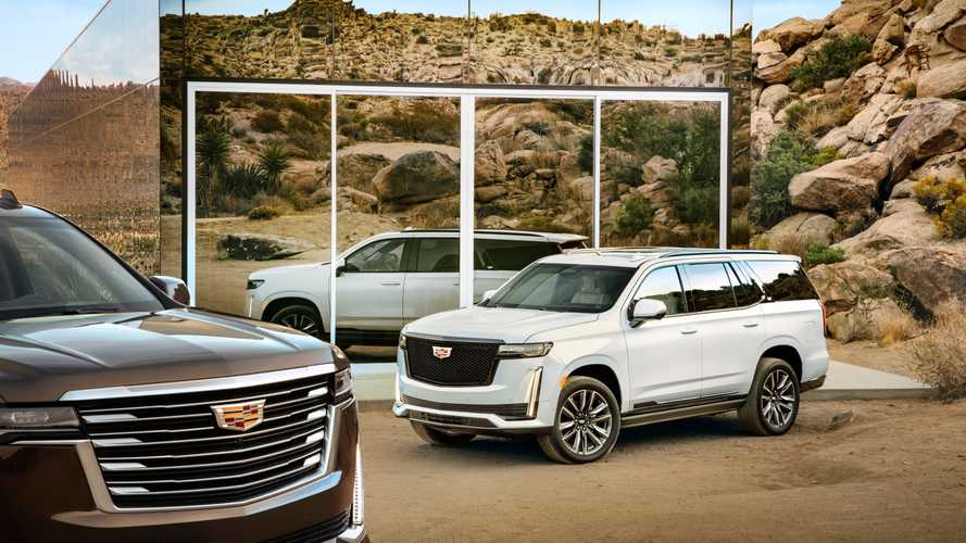 Cadillac Says Not To Use Super Cruise When Towing With 2021 Escalade