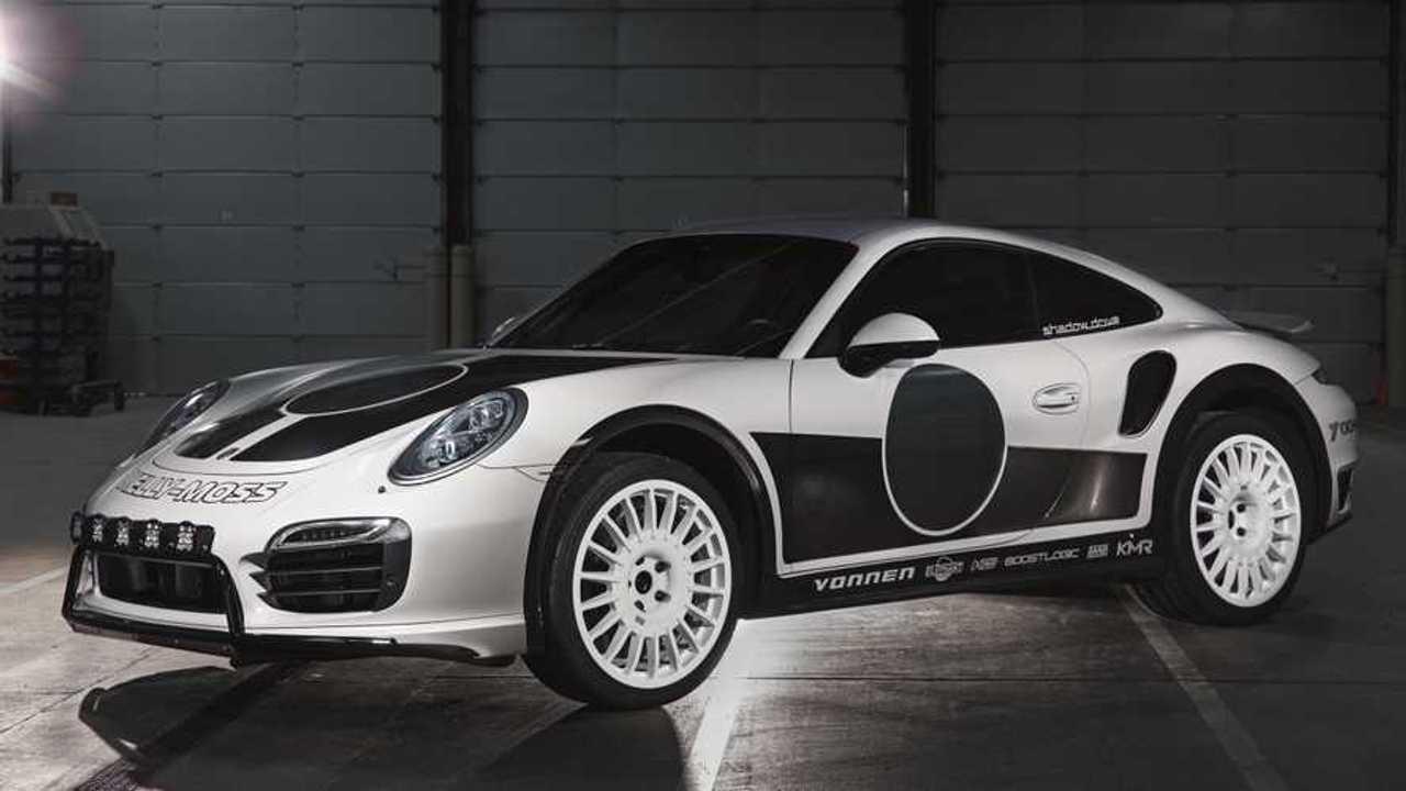 KMR Porsche 911 Safari Hybrid