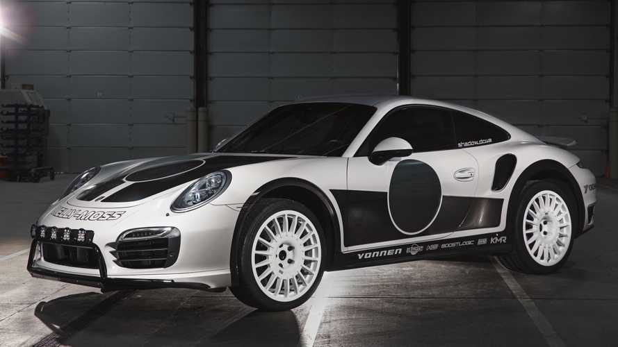This Safari-themed Porsche 911 Turbo S hides electrifying secret