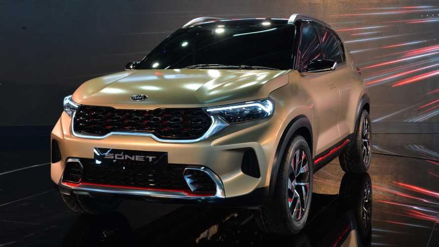 Kia Sonet Concept Debuts In India, Production Model Coming Soon