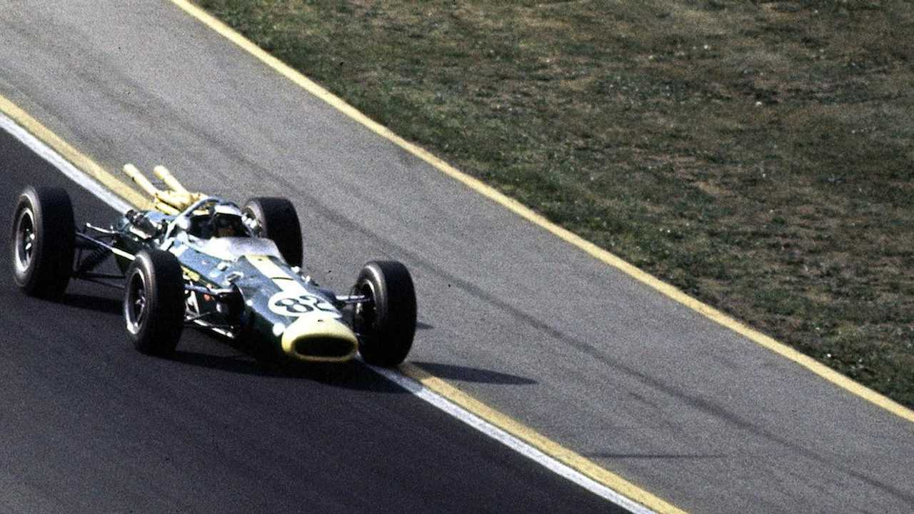 LAT Archive: Master of all trades Jim Clark