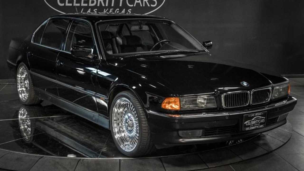 BMW 7-й серии Тупака Шакура