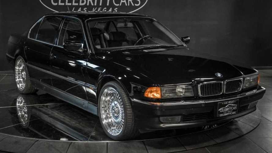 В Лас-Вегасе продают «семерку» BMW, в которой застрелили Тупака