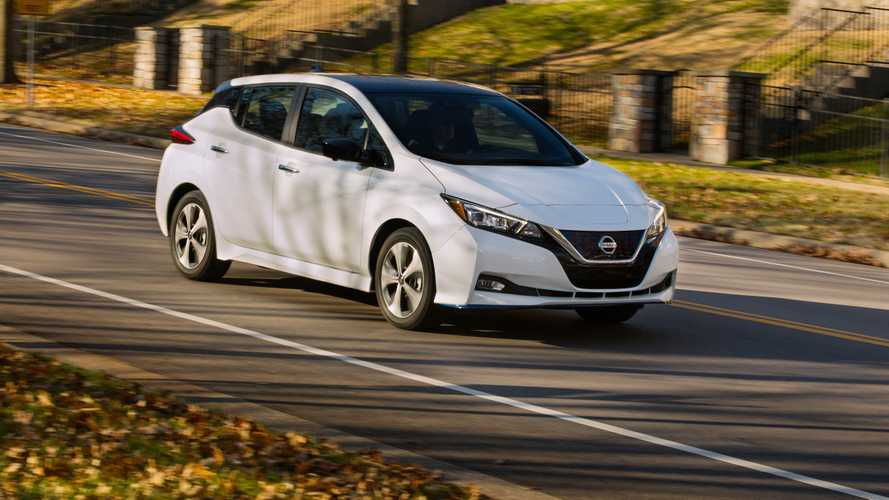 Nissan LEAF Sales Hit 450,000: World's #1 Selling EV, But Not For Long