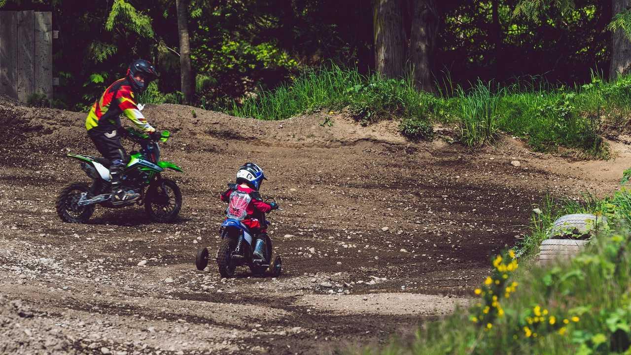 Encouraging Kids To Ride