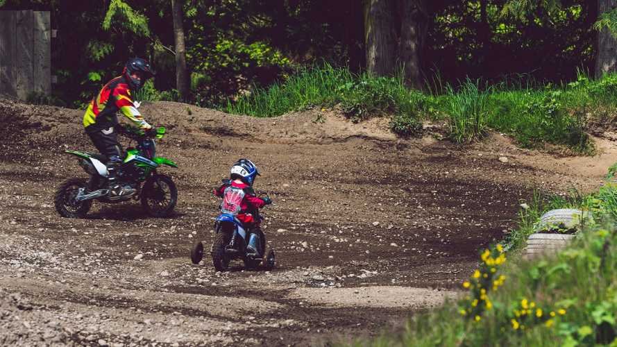 Weekend WTF: Encouraging Kids To Ride, But What About Our Own?