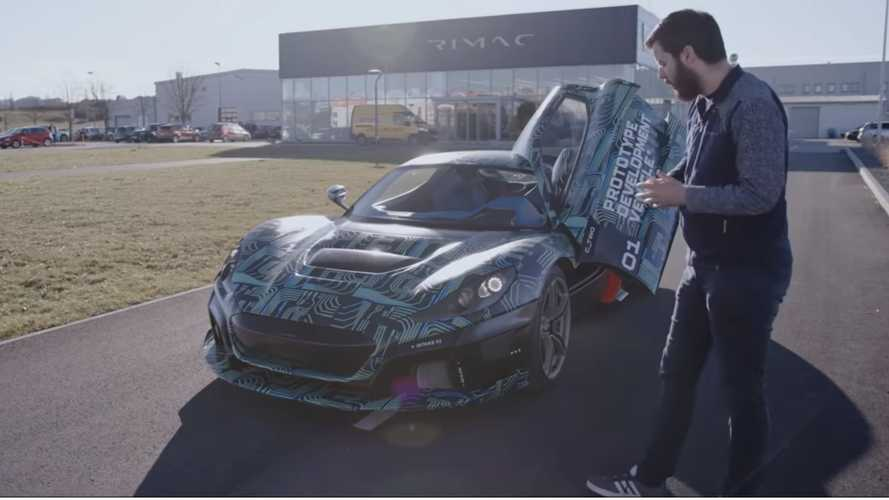'Absolutely Everything Has Changed' For The Production Rimac C_Two