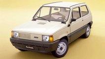 Fiat Panda - 10 modèles pour 40 ans d'histoire