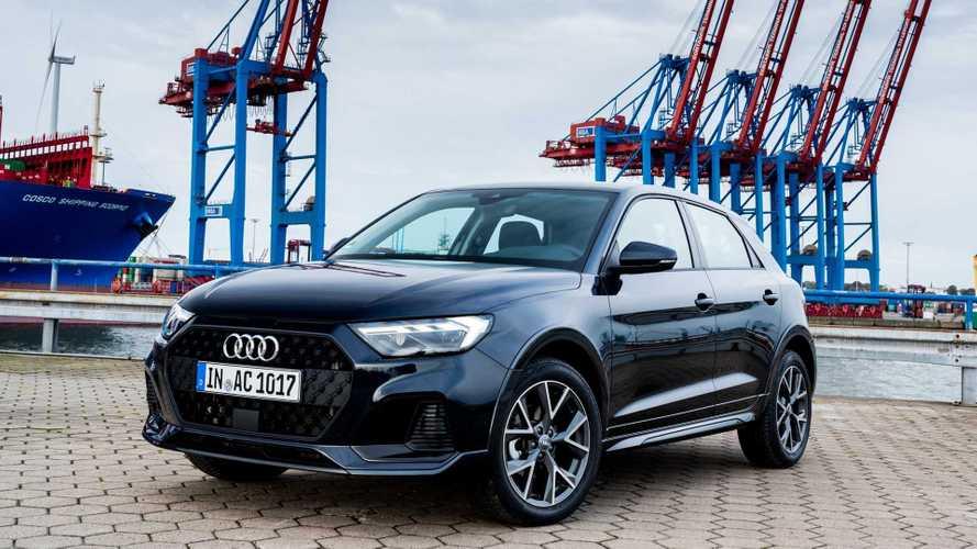 Audi A1 citycarver, il crossover ora col benzina da 150 CV