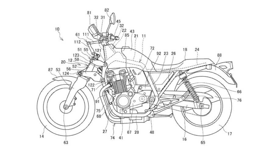 Will More Hondas Get A Gold Wing Suspension?