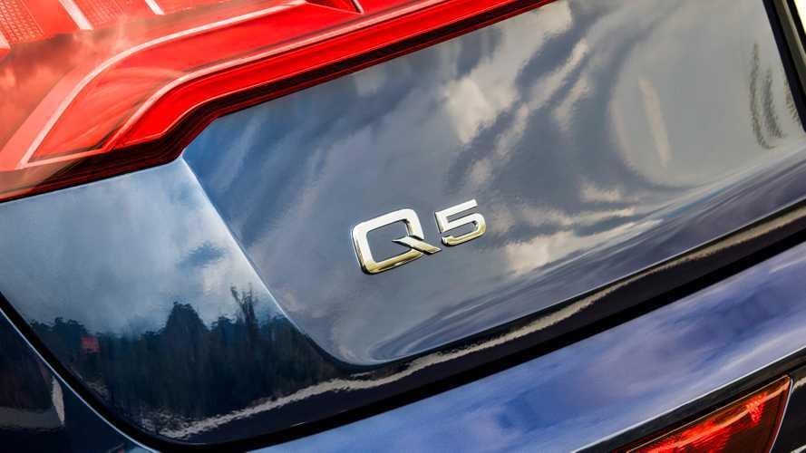 Audi Q5 Badge