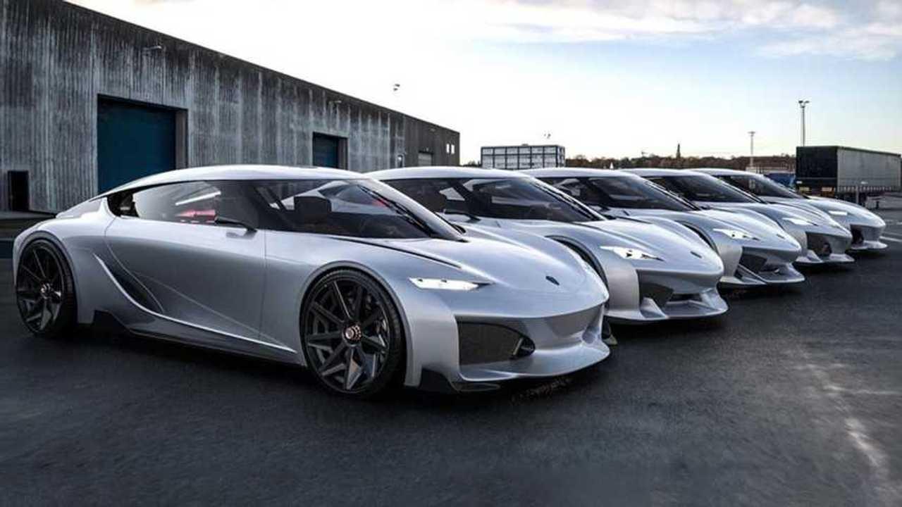 Koenigsegg Gemera tervezési ötletek
