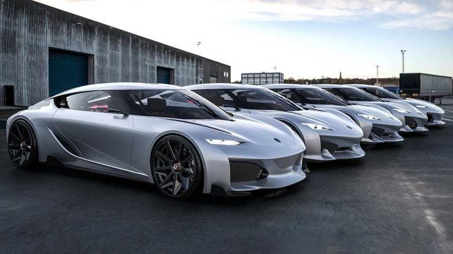 Check out Koenigsegg Gemera designs left on cutting room floor