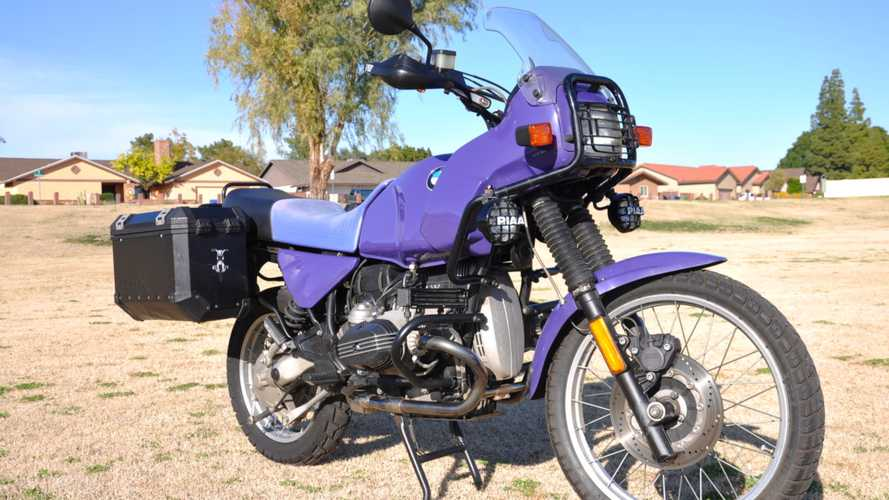 1993 BMW R100GS