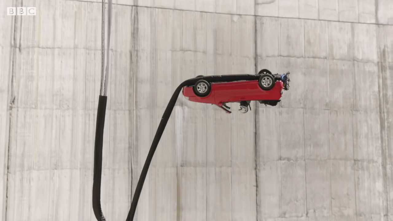 Top Gear Bungee Jump