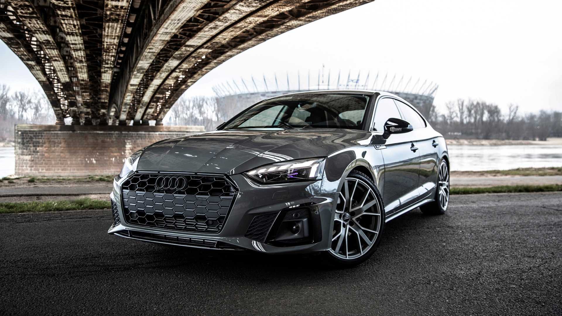 2020 Audi A5 Sportback Shows Its Tasteful Facelift In New ...