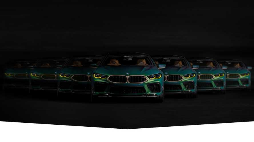 BMW M8 Gran Coupe First Edition 8-Of-8