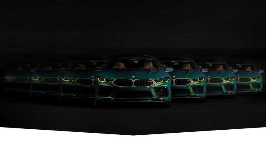 Очень особенная BMW M8 появится в России