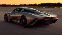 La McLaren Speedtail atteint 403 km/h