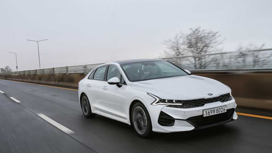 2021 Kia Optima: First Drive Review