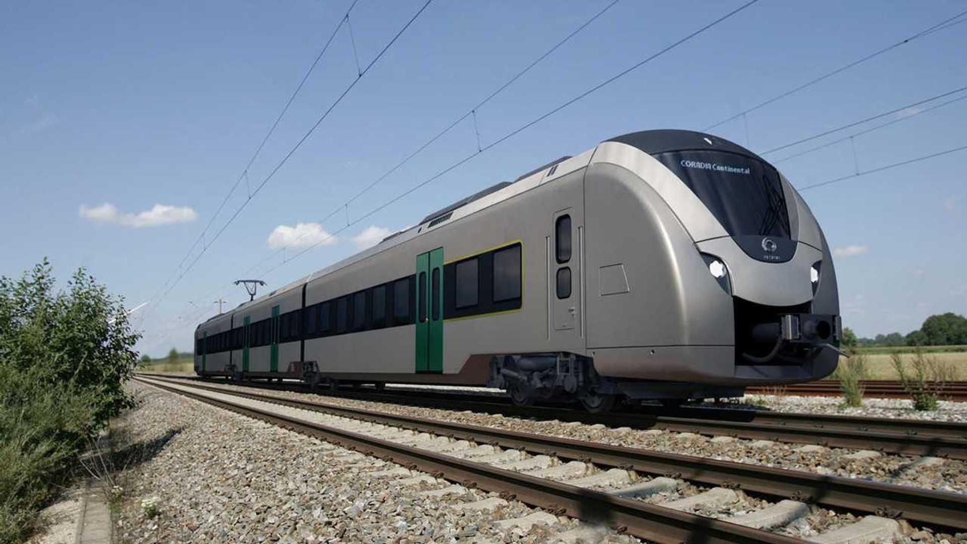 Electric Train - cover