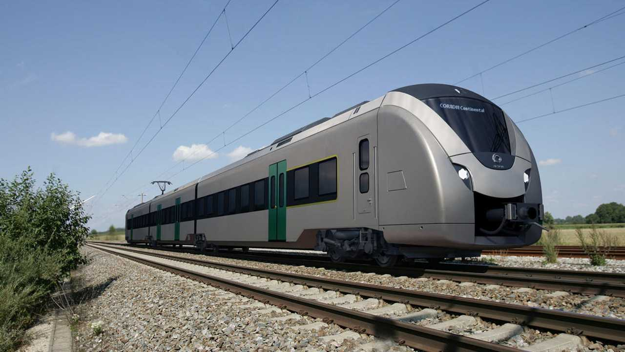 Alstom signs first contract for battery-electric regional trains in Germany