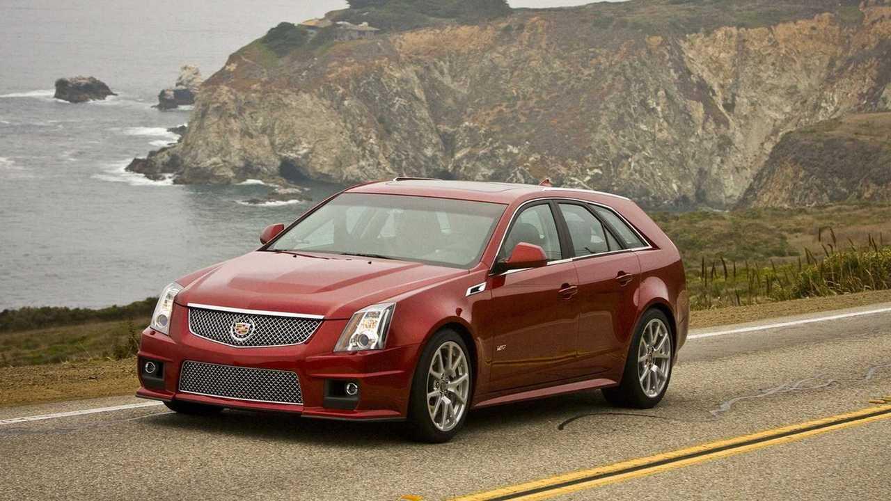 2011-14 Cadillac CTS-V Sport Wagon