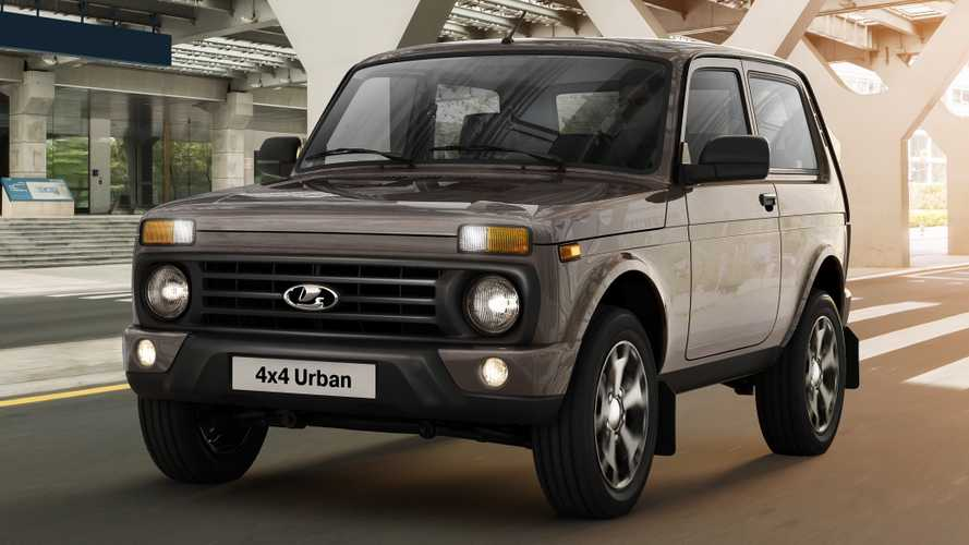 Lada Niva 4x4 Is Still Alive And Has Been Updated For 2020