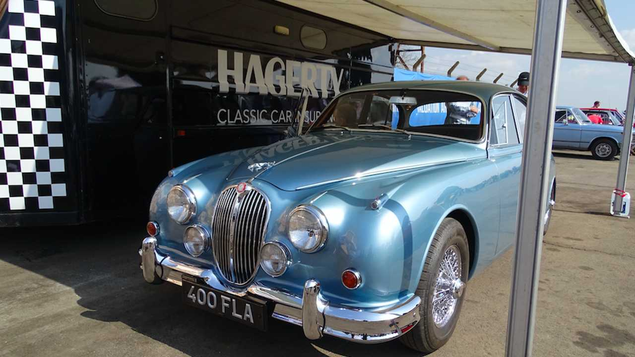 In pictures: Hagerty's Bicester Heritage Valuation Arena