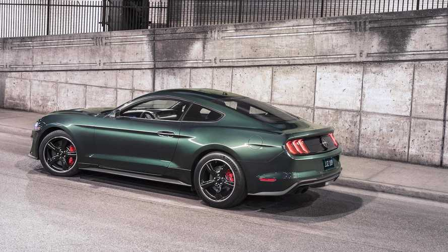 New Bullitt Mustang 001 sold for $300,000