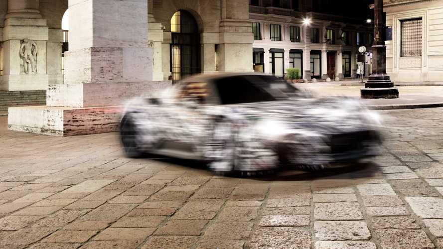 Maserati MC20, la sportiva del Tridente inizia i test (a Milano)