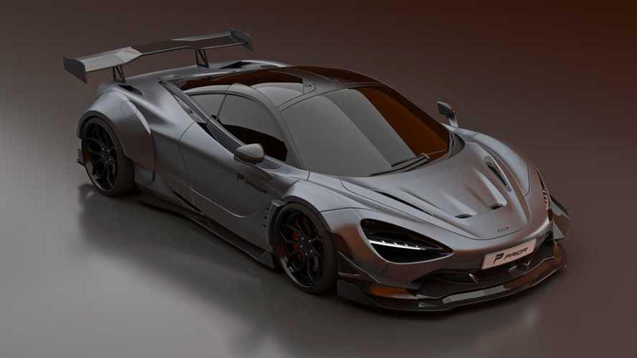 McLaren 720S By Prior Design