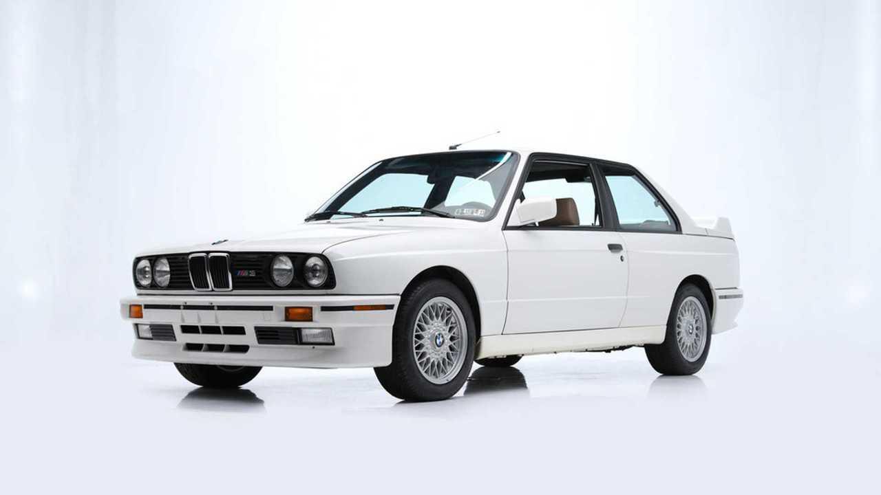Los siete BMW M3 de Paul Walker a subasta