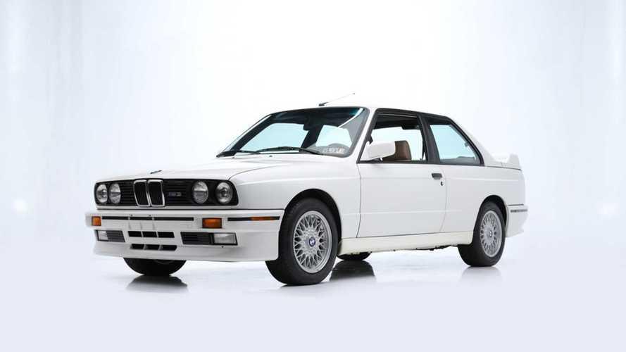 Los siete BMW M3 de Paul Walker ya han cambiado de dueño