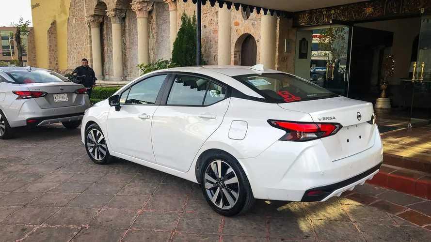 Novo Nissan Versa 2020: Avaliação no México