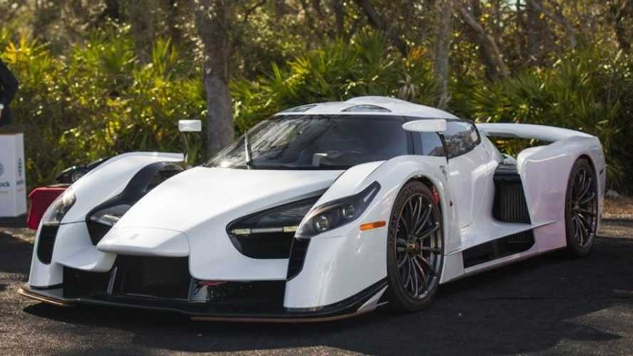 SCG 003S Heading To New York Auto Show With 320 Changes