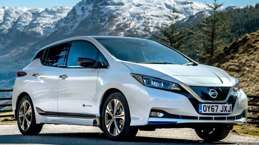 Auto elettriche e ibride plug-in, in UK se ne vende una ogni 7 minuti