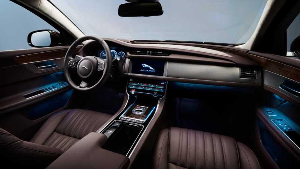 Interni Jaguar