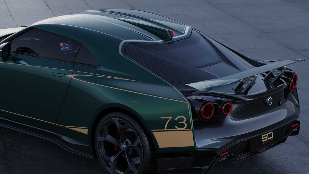 Nissan Announces GT-R50 By Italdesign Deliveries
