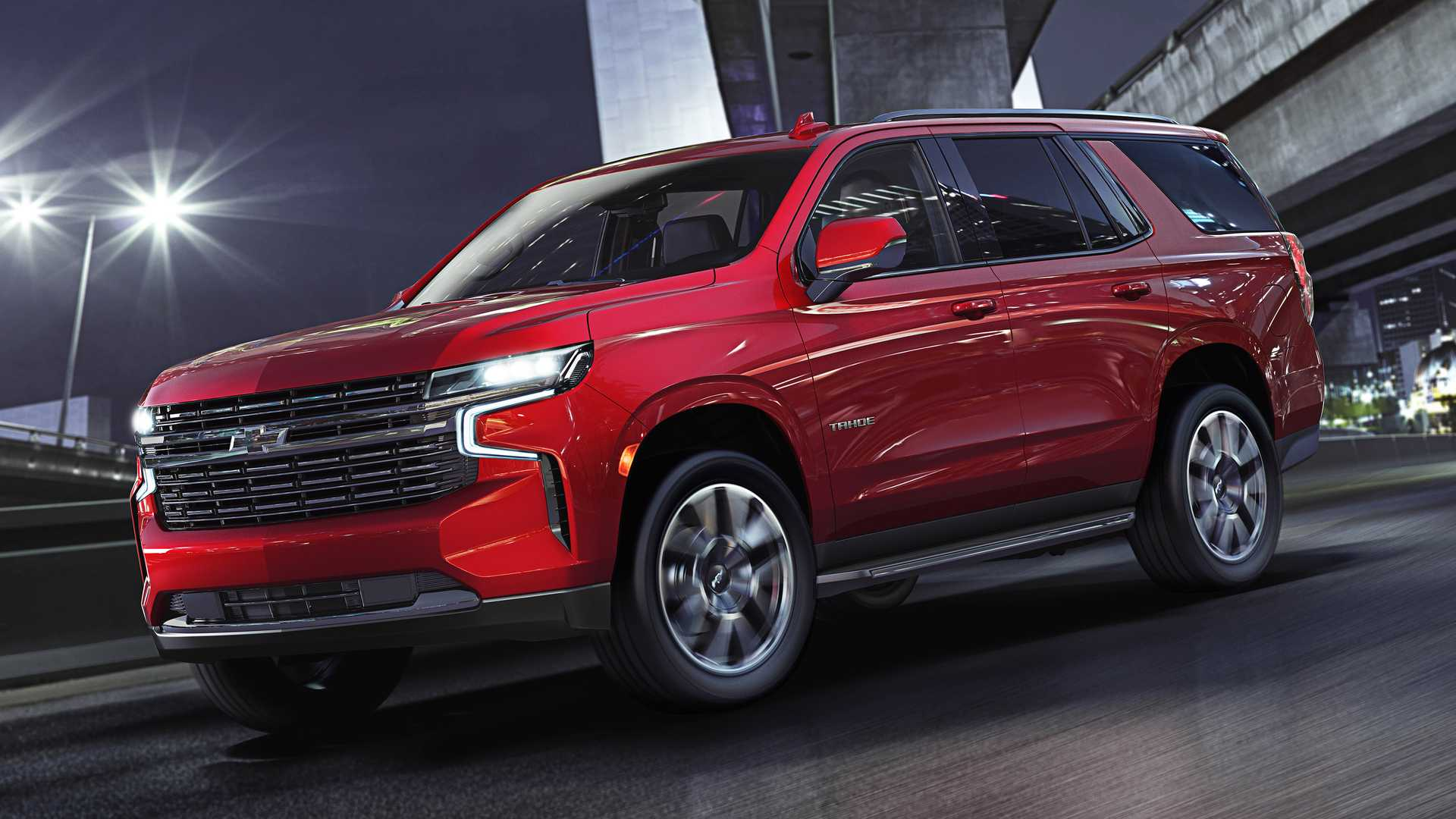 2021 Chevy Tahoe Priced From 50 295 Premier Trim Is 63 895
