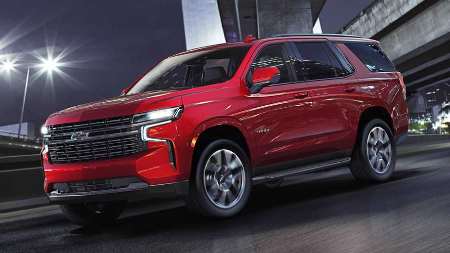 2021 Chevy Tahoe Priced From $50,295, Premier Trim Is $63,895