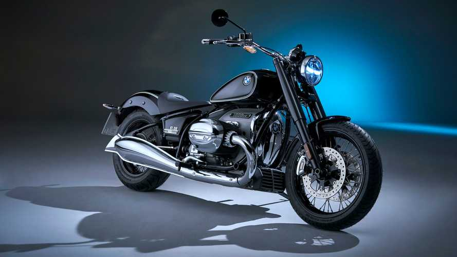 2021 BMW R18 Debuts With Big Goals, Even Bigger Engine