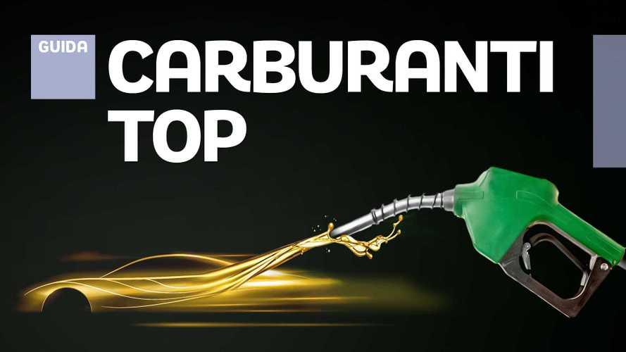 Benzine speciali: cosa sono, a cosa servono e quanto costano