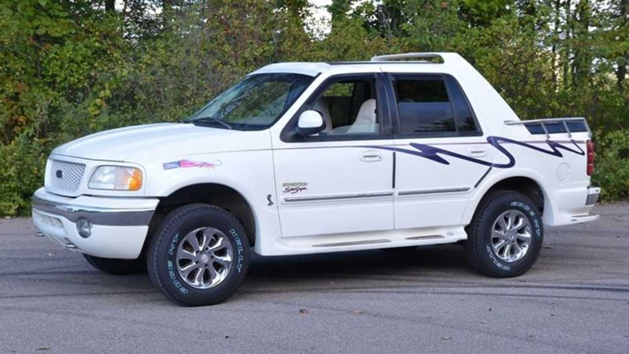 1998  Ford Expedition SeaScape For Sale
