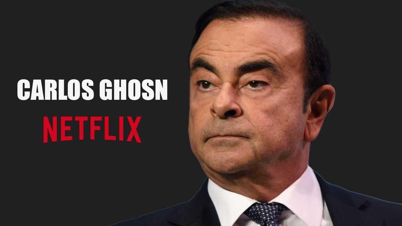 Carlos Ghosn x Netflix
