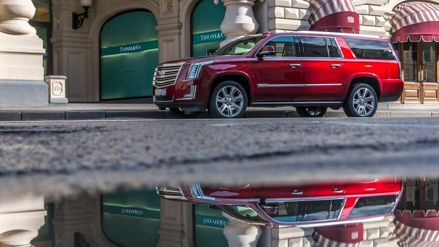 Пять с плюсом: Cadillac Escalade